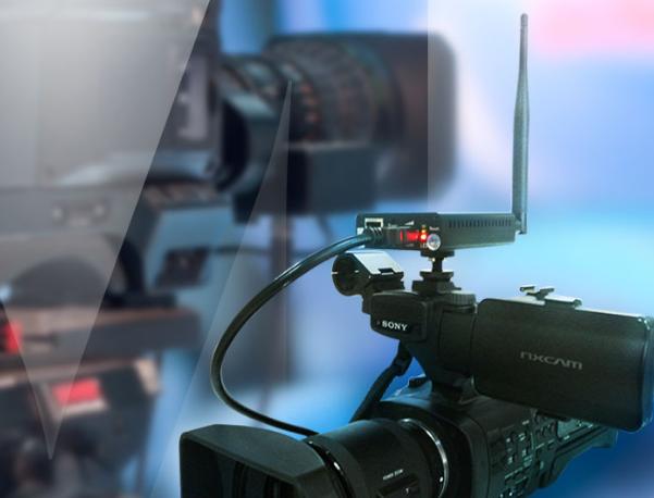 摄像机+编码器,体验专业级直播
