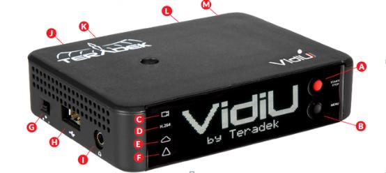 如何使用vidiu进口编码器进行直播