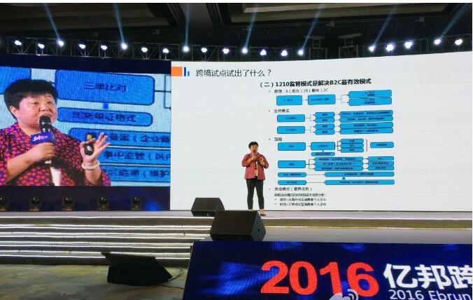 2016亿邦跨境电子商务峰会