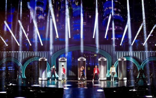 【直播】Bigbang 成都演唱会