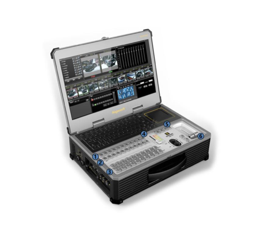 VJD-310 全高清导播一体机