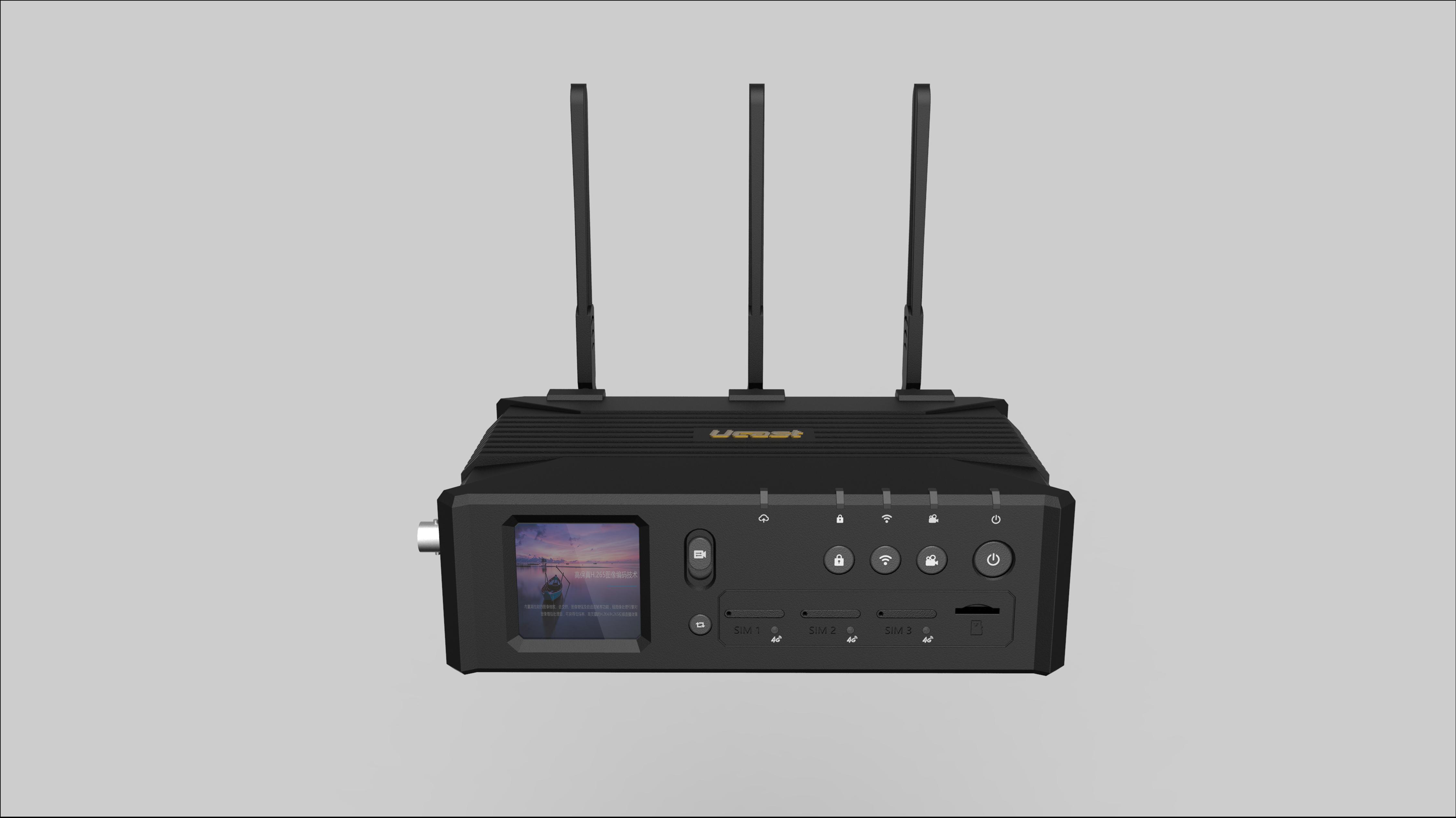 Ucast Q8聚合直播编码器